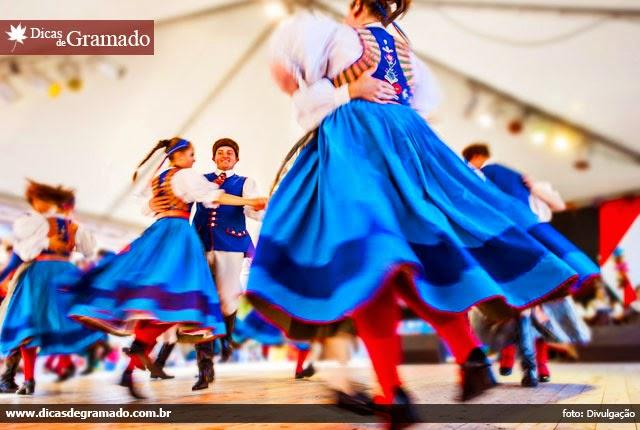 Festival de Danças Folclóricas - Nova Petrópolis