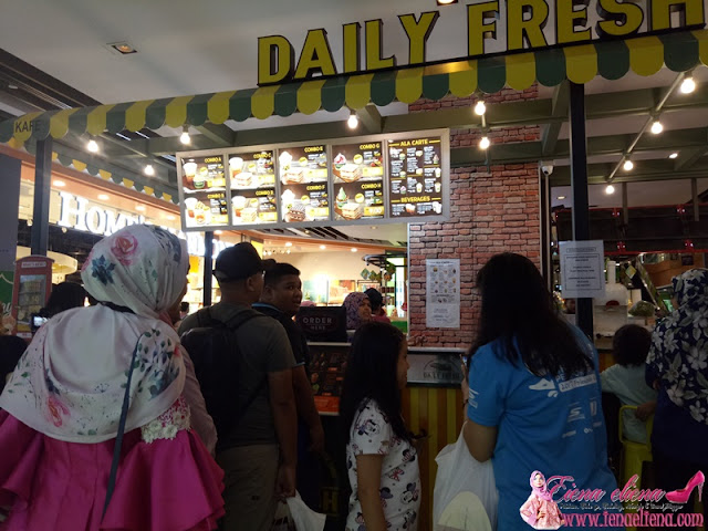 Daily Fresh Melawati MAll