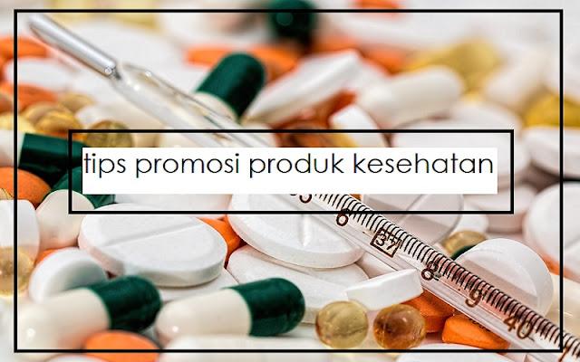 promosi produk kesehatan