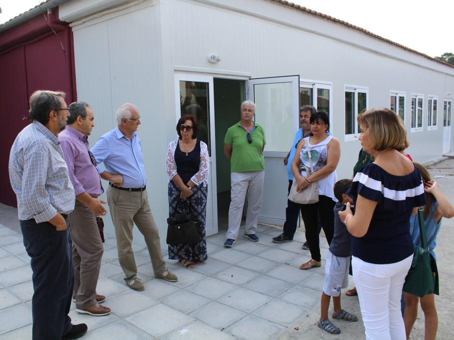 Ετοιμάζεται για μεταστέγαση το Ειδικό Σχολείο ΔΑΔ στη Λάρισα (ΦΩΤΟ)