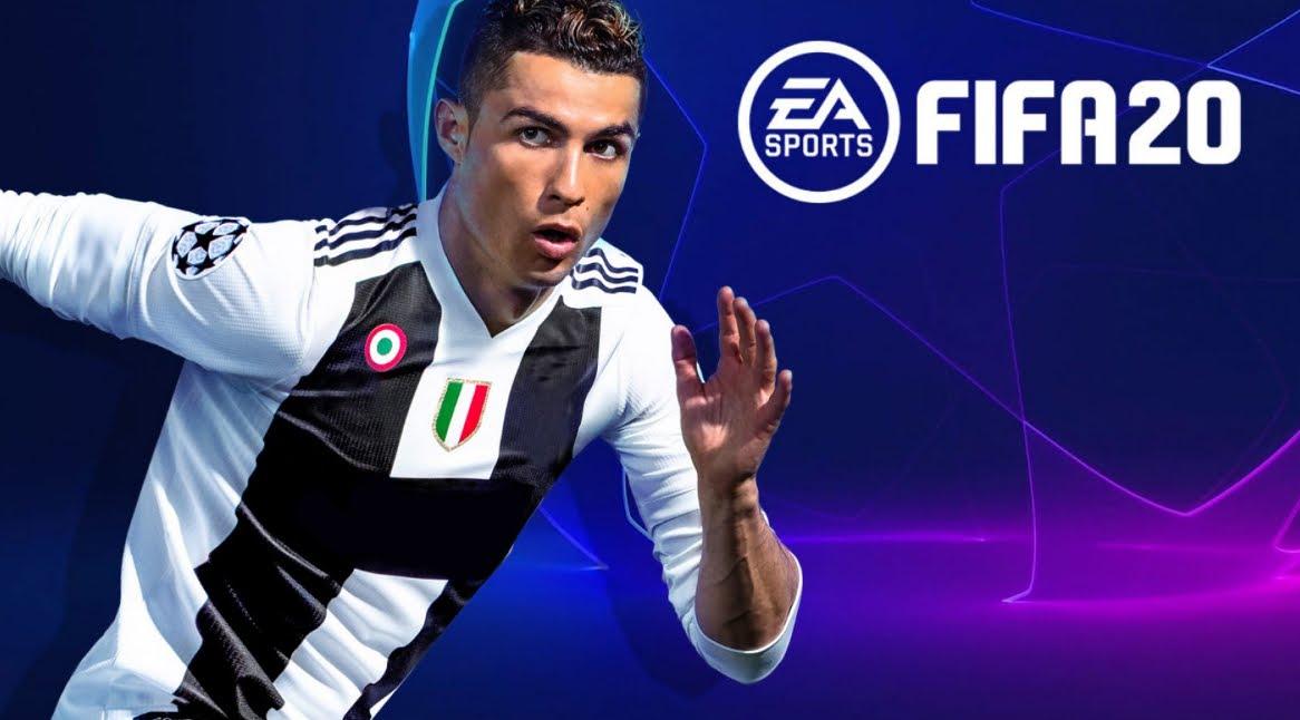 """Videogioco FIFA 20: Ritorna Piemonte Calcio, la Juventus della serie """"Super Campioni""""."""