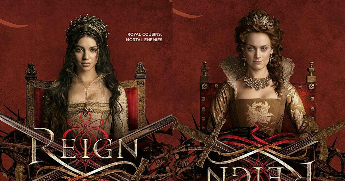 Reign Staffel 4 Netflix
