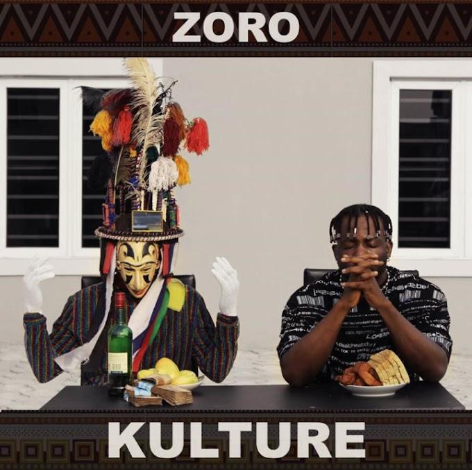 NEW MUSIC:  Kulture By Zoro