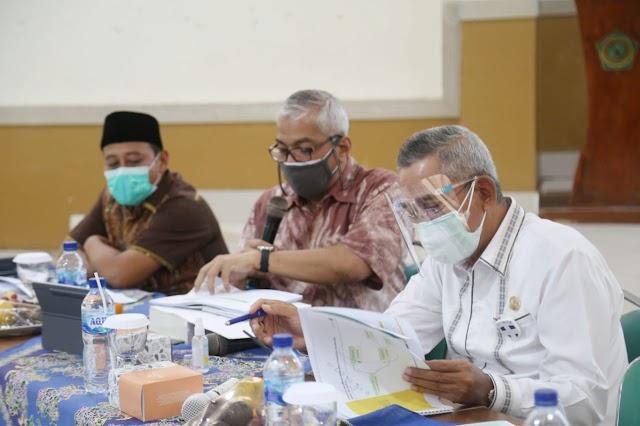 LKPJ Gubernur  2020, DPRD Jabar Dorong KCD Pendidikan Miliki Kantor Definitif