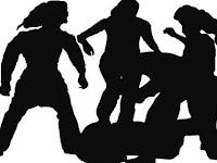 Keroyok 2 Gadis Belia Hingga Babak Belur, 4 Wanita Muda Ditahan di Mapolres Pangkep