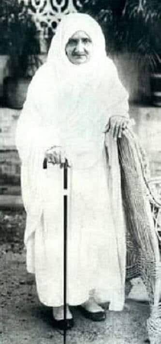 जिन्हें गांधी भी माँ कहते थे....