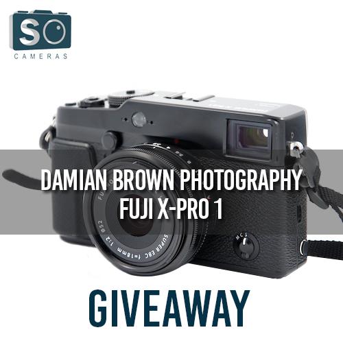FujiFilm X-Pro-1 Giveaway