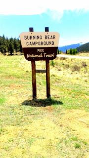 Denver Excursions: Camping Along Guanella Pass