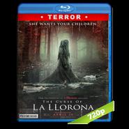 La maldición de la llorona (2019) BRRIP 720p Audio Dual latino-Ingles