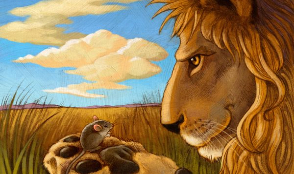 Sang Singa dan Si Tikus, Sebuah Pesan Untuk Sang Boss