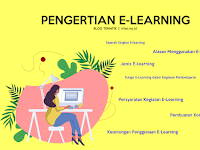 E-learning... Apaan sihhh???