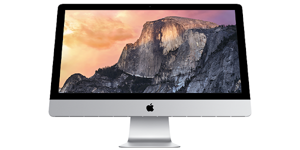 Apple iMac with Retina 5K display design