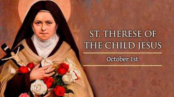 Santa Teresia dari Kanak-kanak Yesus