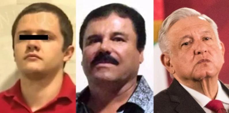 Capos como el Menchito y el Chapo Guzmán han enviado cartas al Presidente Obrador