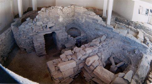 Ψηφιακός άτλαντας αρχαίων ελληνικών κλιβάνων