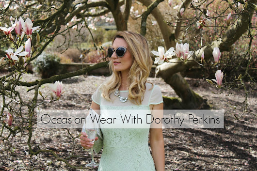 OUTFIT | Occasion Wear With Dorothy Perkins