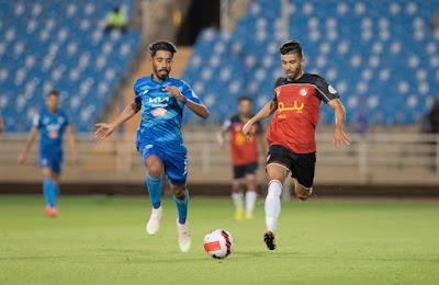 هدف فوز الرائد علي الفتح (1-0) الدوري السعودي