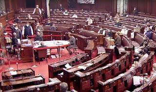 राज्यसभा में विपक्ष ने किसान आंदोलन पर सरकार को घेरा, सत्ता पक्ष ने नए कानूनों का किया बचाव | #NayaSaberaNetwork