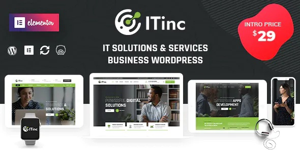 Best Technology Services WordPress Theme