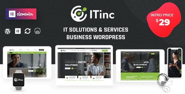 Best Technology Services WordPress Theme