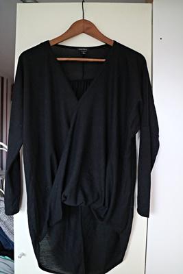 Shoppingausbeute | Januar - www.josieslittlewonderland.de , haul, new yorker, fashion, langarmshirt, high low shirt, new yorker haul