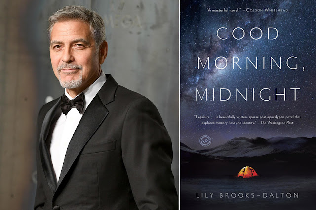 'Good Morning, Midnight' para Netflix con George Clooney