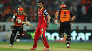 SRH vs RCB Live Streaming