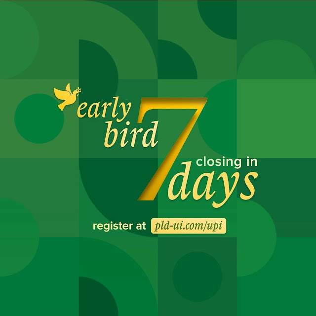 [CLOSE REGISTRATION EARLY BIRD IN 1 WEEK: Updates on Pediatric Infections 2021]    Main Event Webinar Updates on Pediatric Infections (UPI) 2021 adalah virtual seminar  seputar infeksi anak