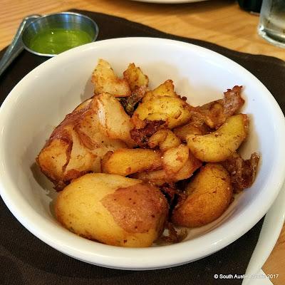 Cane Rosso crispy potatoes