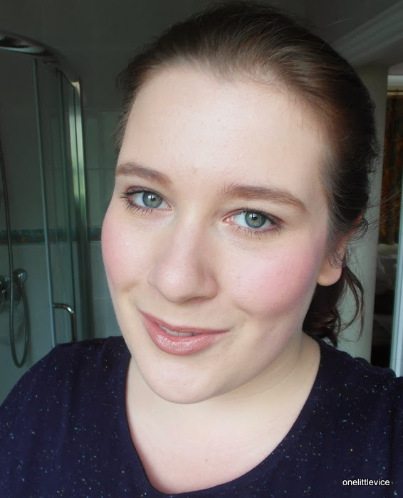 nude lips fotd budget lipstick for pale skin