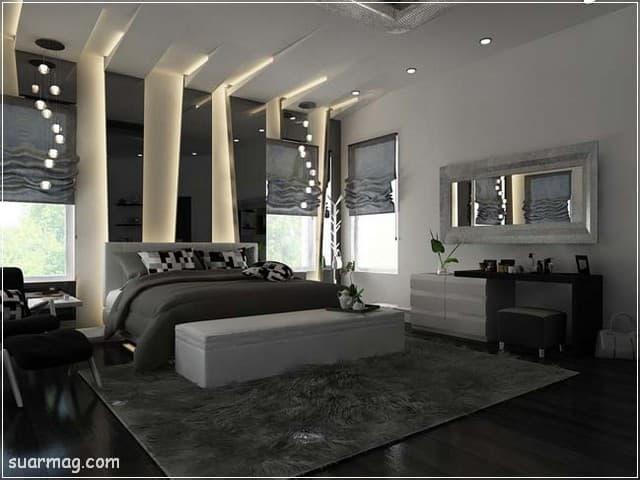 غرف نوم مودرن - صور اوض نوم 2 | Modern Bedroom - Bedroom Photos 2