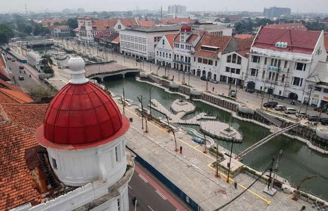 Wagub DKI Jakarta Dukung Percepatan Revitalisasi Kota Tua