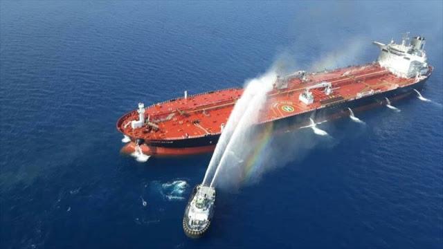 Exmarinero: EEUU puede estar involucrado en ataque a petroleros