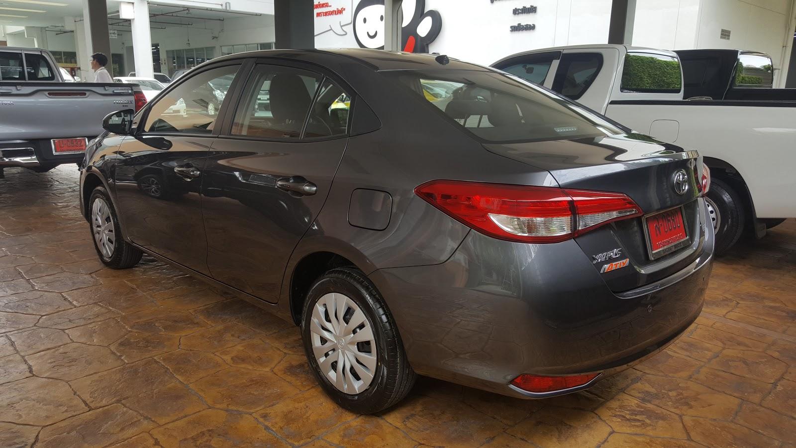 Toyota Yaris Ativ Trd Aksesoris Grand New Avanza 2018 บนทกทวไป รวว J