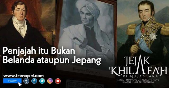 sejarah bangsa Indonesia, disampaikan bahwa negeri ini berada dibawah penjajahan bangsa Belanda selama 3,5 abad dan Jepang selama 3,5 tahun