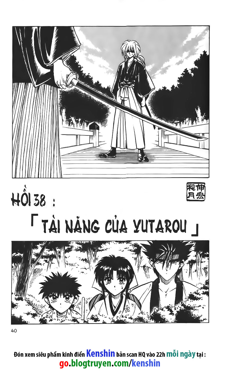 Rurouni Kenshin chap 38 trang 2