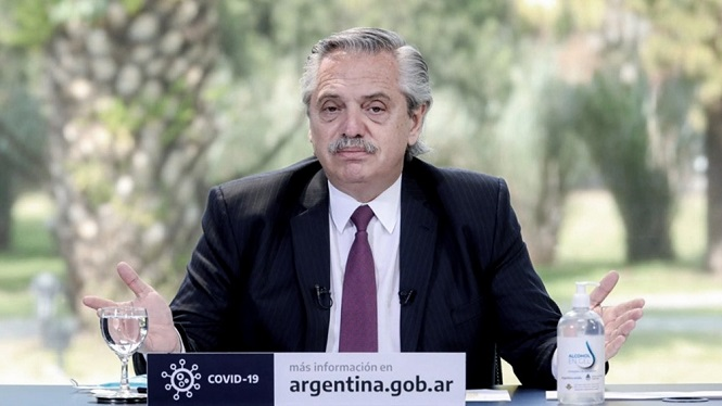 Alberto Fernández pronuncia su primer mensaje ante la Asamblea General de la ONU