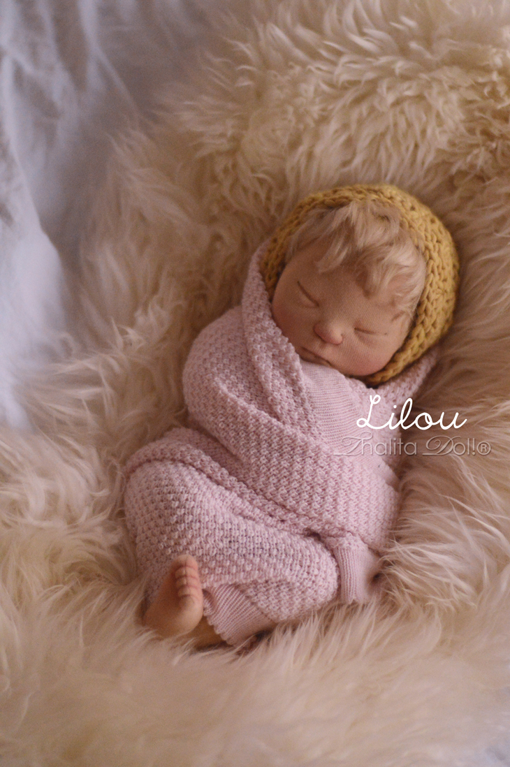 Lilou - a so truly baby by Thalita Dol