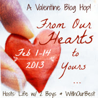 From Our Hearts to Yours Giveaway Hop