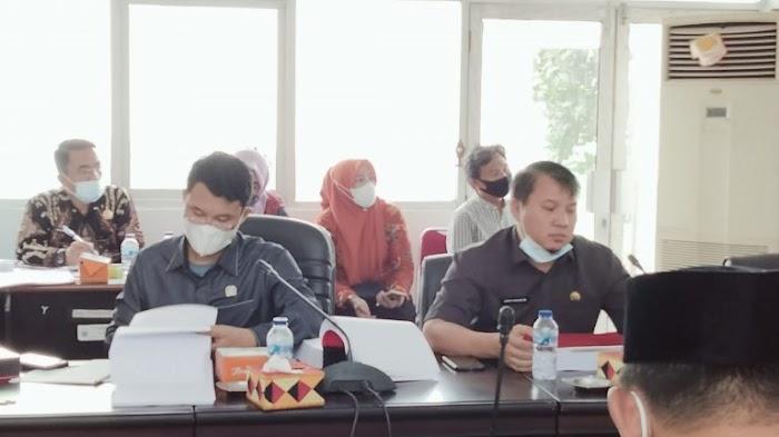 DPRD Lamsel Minta OPD Berikan Laporan Keuangan Secara Rinci