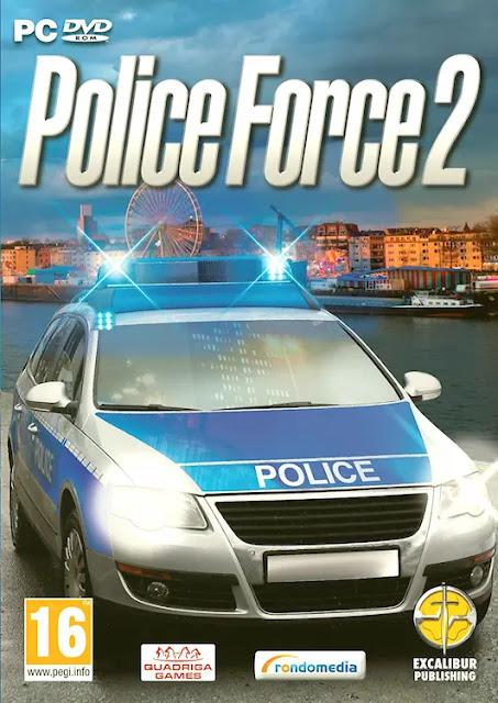Police Force 2   تحميل لعبة بوليس فورس Police Force 2 للكمبيوتر كاملة ميديا فير