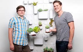 Urban Wall Garden Inventoers