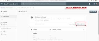05 Cara Baru Submit URL blog di google agar cepat terindex mesin pencari Google