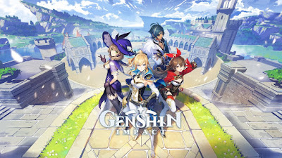 Genshin Impact (Full) APK + OBB For Android