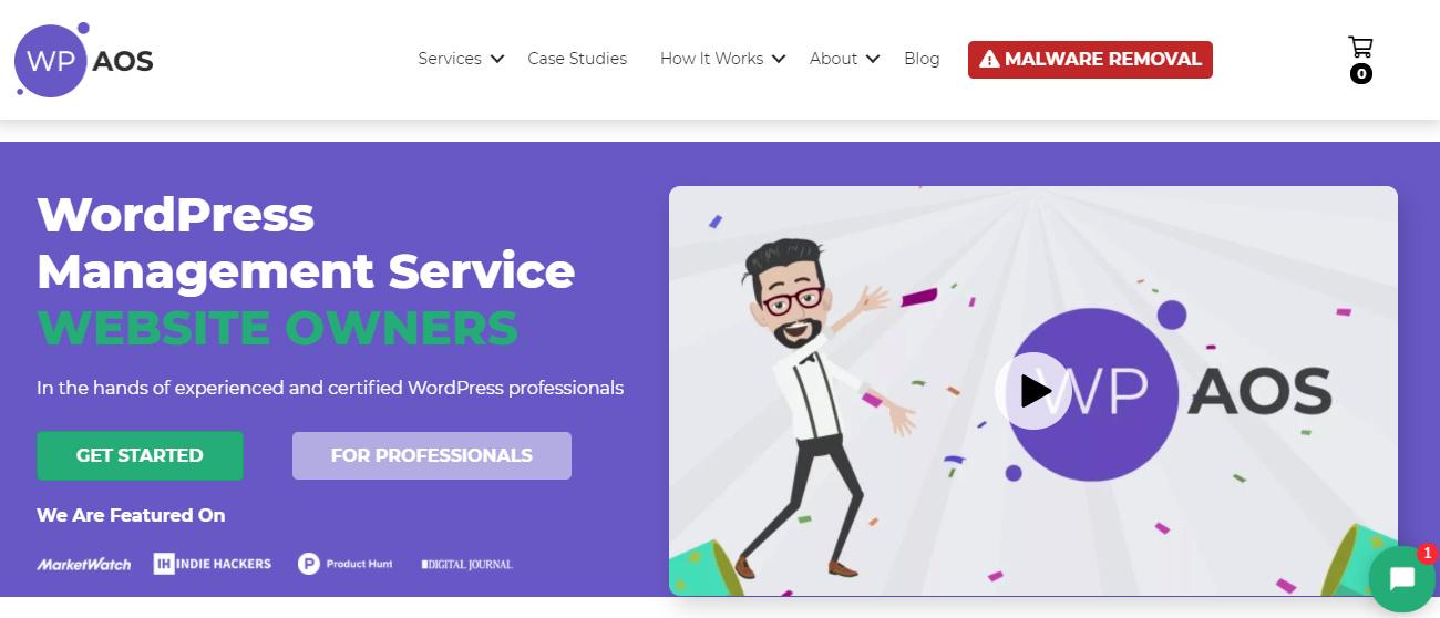 WP AOS Web Agency