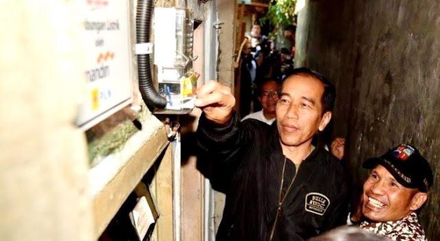 DPR Minta Jokowi Berikan Diskon Juga ke Pelanggan Listrik 1.300 VA