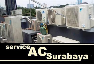 service AC panggilan 24 jam Surabaya, kota Sby Jawa Timur