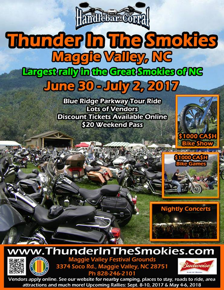 Thunder In The Smokies/Summer