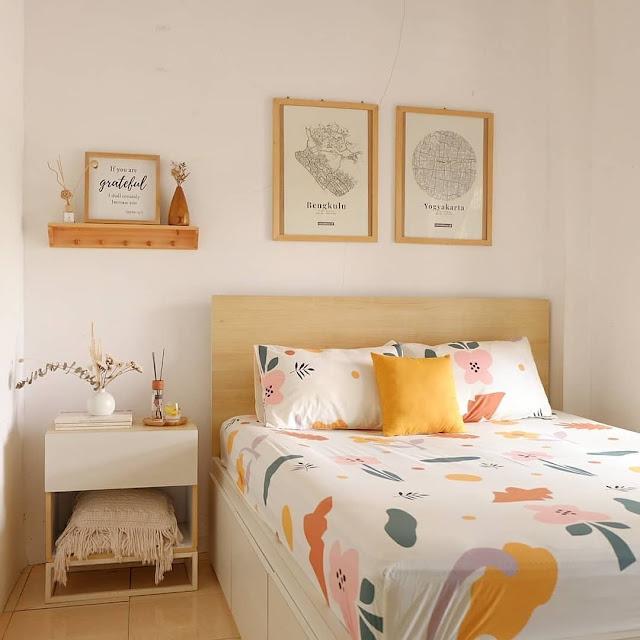 Kamar Tidur Sederhana Ukuran 3x4