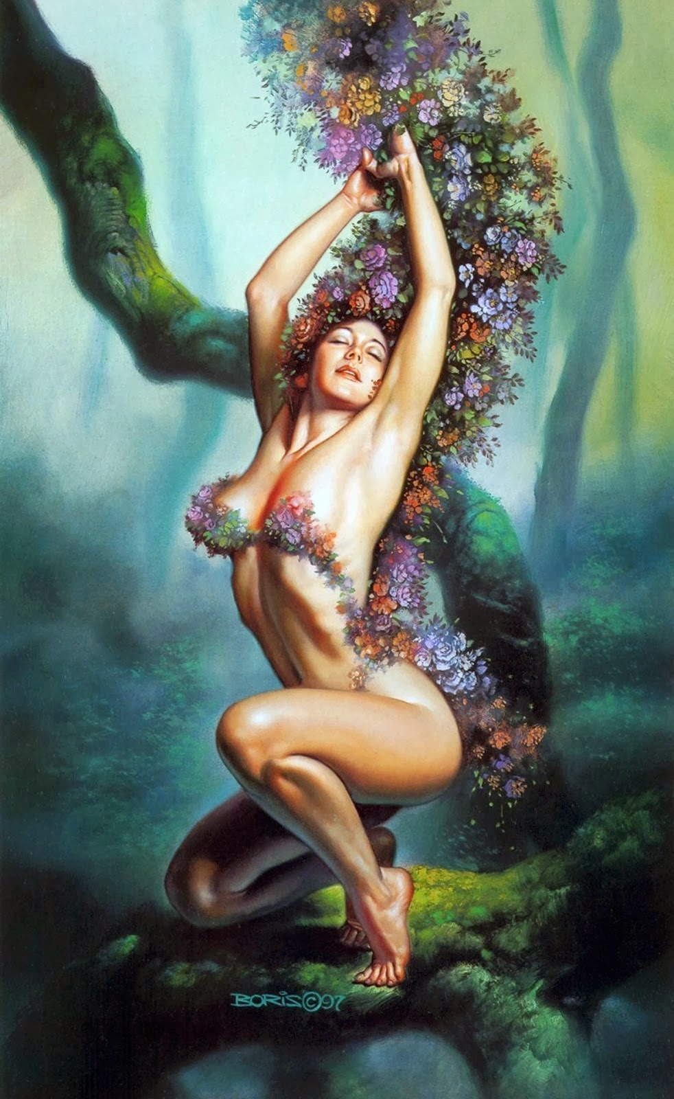 Mistress Of The Earth
